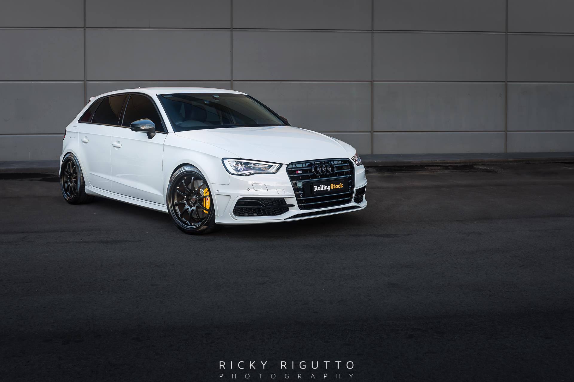 Japanese Wheels Brands >> Audi S3 8V Wheels - RAYS Volk Racing CE28N - Rollingstock