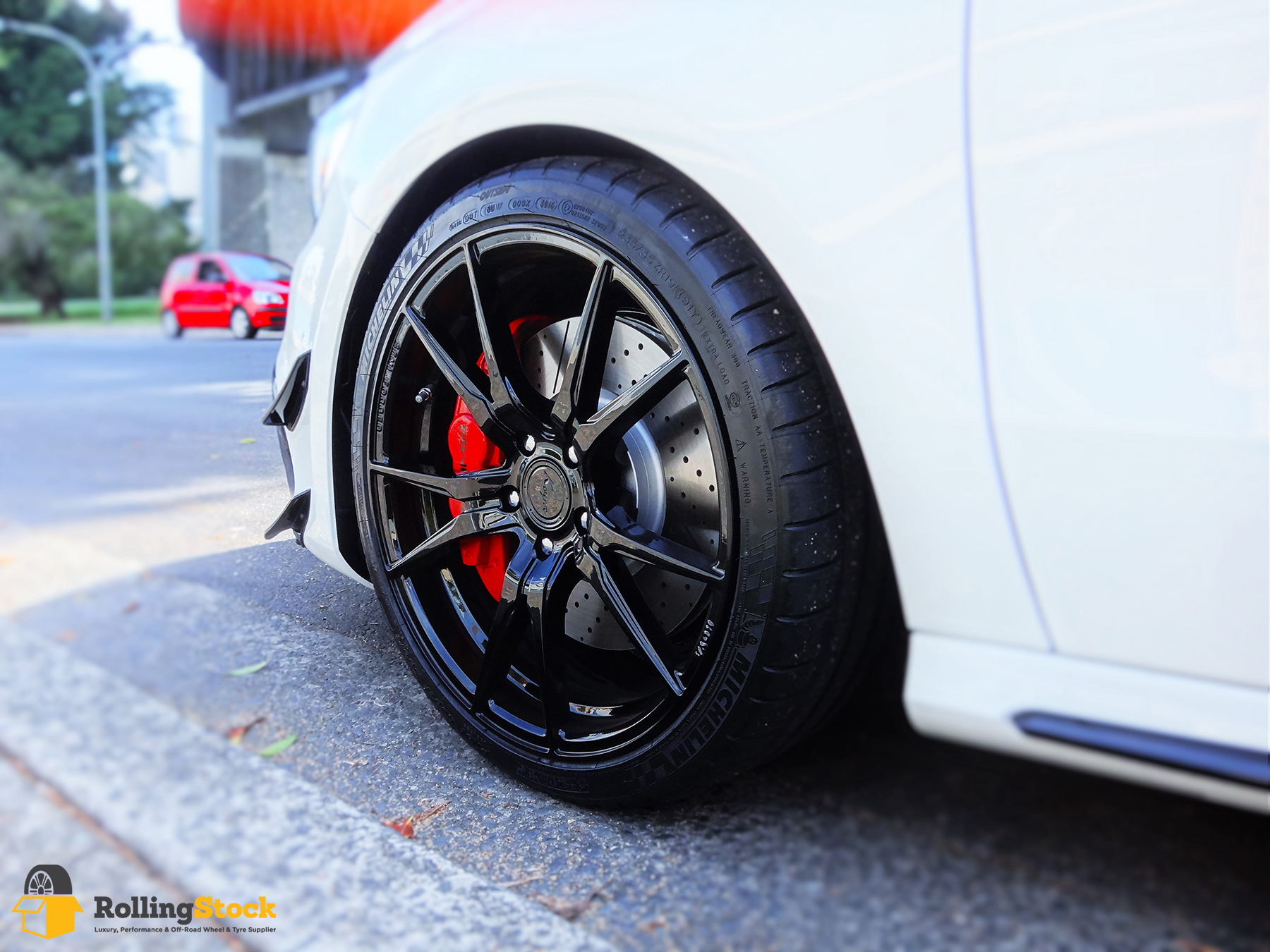 Koya Sf06 A45 Amg Wheels Rollingstock